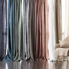 linen curtain panels. Belgium Linen Window Panel Curtain Panels D
