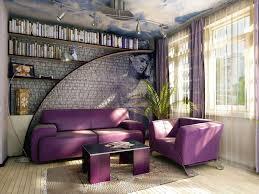 75 вариантов фиолетового <b>дивана</b> в интерьере на фото