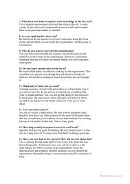 Interview Question Examples 10 Interview Question And Answer Examples Proposal Sample