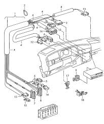 1996 vw wiring diagram dashboard