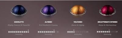 nespresso vertuoline capsules. Fine Capsules Nespresso VertuoLine Espresso Capsules On Vertuoline O