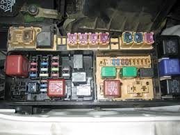 in my fuse box for 2003 highlander, there is a missing relay 2004 toyota highlander fuse diagram at 2006 Highlander Fuse Box