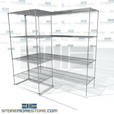 6 inch deep wire shelving free dock to dock high density wire shelving 6 deep 6 inch deep wire shelving
