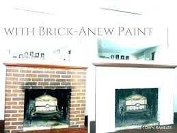 how to cover brick fireplace with stone veneer covering brick fireplace with stone veneer resurface brick