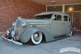 1946 Chevrolet 1/2-Ton Truck & 1936 Chevrolet Master Deluxe Sport ...