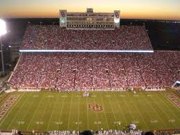 Oklahoma Memorial Stadium Seating Chart With Rows Oklahoma Memorial Stadium Norman Tripadvisor
