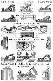 Stanley Plane Size Chart The Superior Works Patricks Blood Gore Preface
