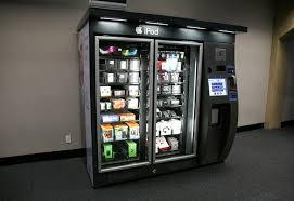Ipod Vending Machine Locations Inspiration IPod Vending Machine At DFW