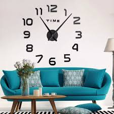 Decorative Wall Clocks For Living Room Wall Clocks For Home Promotion Shop For Promotional Wall Clocks