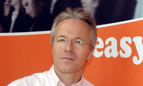 Andrew Harrison, chief executive of easyJet was offered a £1.2m 'don't go' payment last year, but he resigned anyway, in December. Photograph: PA - Andrew-Harrison-001