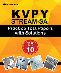 Kvpy Sa Practice Test Papers For Class 11 By Career