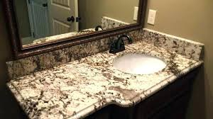 replacing a bathroom countertop bathroom replacement replacing bathroom countertops yourself replacing a bathroom countertop