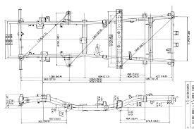 zukioffroad technical library suzuki samurai chassis dimensions