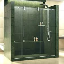 interesting shower glass door cost shower glass cost per square foot glass door for shower full