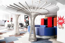 cool office spaces. Ultra Cool Office Spaces That You Will Want To Work In (8) L