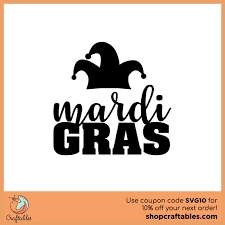 You can copy, modify, distribute and perform the work, even for commercial purposes, all without asking permission. Free Mardi Gras Svg Cut File Craftables