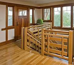 Craftsman Staircase craftsman staircase staircase craftsman with wood trim natural 2480 by xevi.us