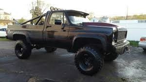 1976 chevy lifted pickup truck for sale: photos, technical ...