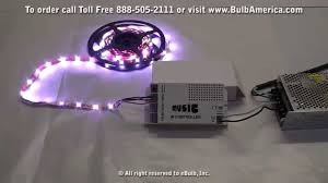 Sound To Light Controller Led Sound Sensitive Controller With Ir Remote