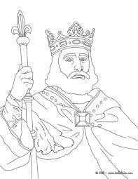 King Charles Martel Coloring Pages Hellokids Com