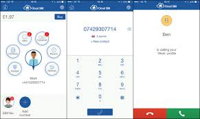 6 Virtual Sim Phone Number Apps For Ios And Android Smartphones