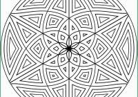 Fabulous Figure Of Geometric Patterns Coloring Pages Coloring Pages