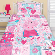 peppa pig bedding and matching curtains memsaheb net
