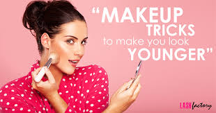 makeup tricks to make you look younger