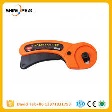 China <b>New 45mm Rotary Cutter</b> Set 5 PCS Blades for Fabric Paper ...