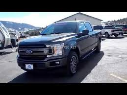 2018 F-150 XLT with Sport Appearance Package & Max Trailer Tow ...