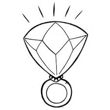 Small Picture printable beautiful Diamond Ring coloring page for girls oct 2014