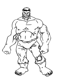 Small Picture Hulk Coloring Pages Pdf Children Coloring