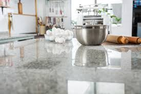 a solid surface countertop is a durable stain and chemical resistant plastic made material that does not promote bacterial growth