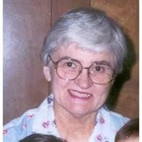 Bernice Burrell Schulze Obituary - Visitation & Funeral Information