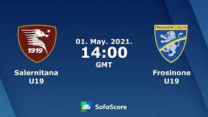 Salernitana U19 Frosinone U19 Live Ticker und Live Stream - SofaScore
