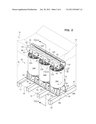 electrical transformer diagram. PASSIVE AIR COOLING OF A DRY-TYPE ELECTRICAL TRANSFORMER - Diagram, Schematic, And Image 03 Electrical Transformer Diagram