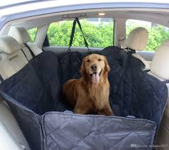 2018 pet seat cover for large dogs breeds waterproof nonslip scratch proof rear back car seat covers seat hammock for car trucks suvs vans from wchauto2017