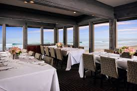 Redondo Beach Waterfront Seafood Restaurant Dining With A