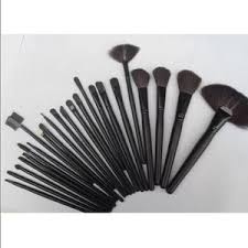 makeup forever makeup makeover essentials 24 piece brush set deal