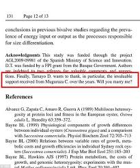 spanish scientist proposes to his girlfriend in the footnote of a david included his proposal in the acknowledgment section of his paper mussels the secondary