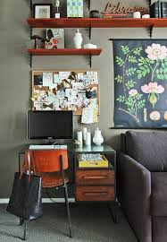 Small office ideas Decorating Ideas Livingroomofficesmallspace Daily Dream Decor Office Ideas For Small Apartments Daily Dream Decor