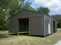 steel buildings pole barn designs
