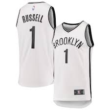 Branded Edition Brooklyn White D'angelo Replica Russell - Jersey Association Fast Break Fanatics Nets Men's cbaaaccdedeafb|Ranking The NFL Quarterbacks