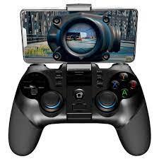 Ipega PG 9156 Bluetooth oyun akıllı kontrolör Gamepad kablosuz oyun kolu  konsol oyunu teleskopik tutucu telefon için akıllı TV|Gamepads
