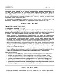 Professional Summary Resume Sample Musiccityspiritsandcocktail Com