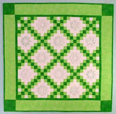 Advanced Embroidery Designs - Shamrock Quilt Set & Embroidery Projects & Ideas Adamdwight.com