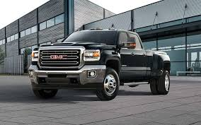 2018 gmc lifted trucks. modren 2018 exterior image of the 2018 gmc sierra 3500hd heavyduty pickup truck parked  in front for gmc lifted trucks
