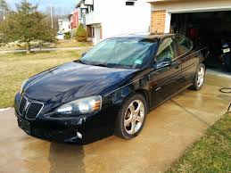 2007 Pontiac Grand Prix GXP 1/4 mile Drag Racing timeslip specs 0 ...