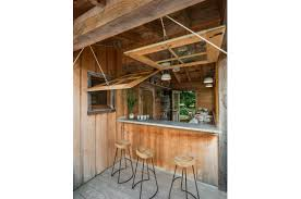 Outside Home Bar Designs Take Happy Hour Outdoors In These Backyard Bars Apartment