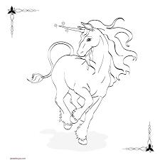 Disney Schattige Unicorn Kleurplaat My Little Pony Princess Luna